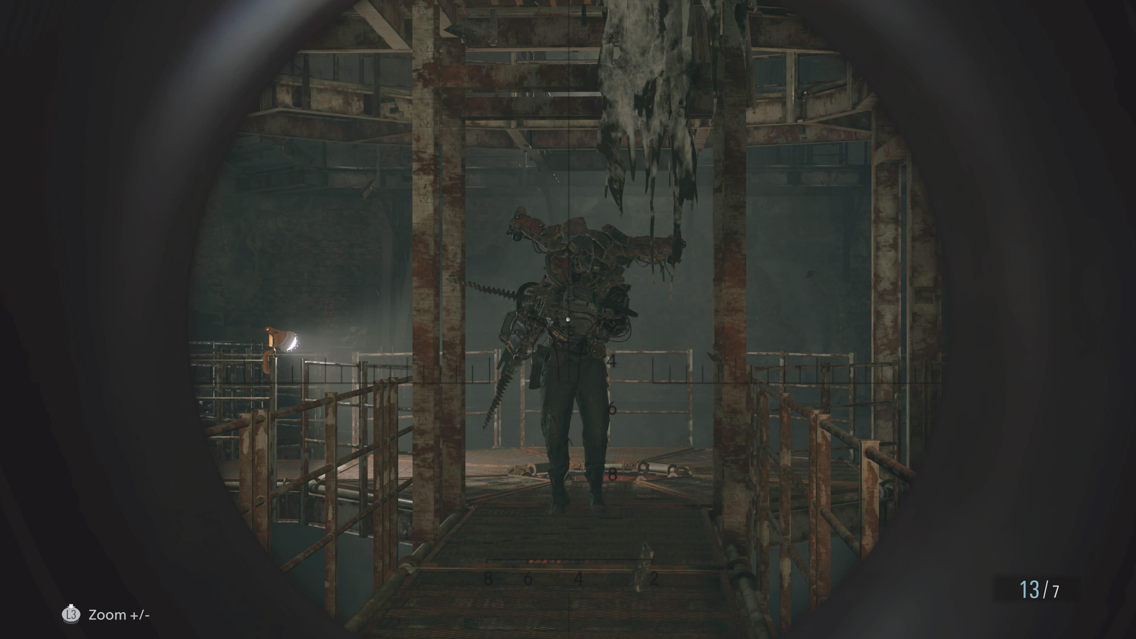 Resident Evil 8, combleur de lacunes (solution)