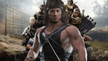 Le prochain personnage de COD: Warzone pourrait être John Rambo