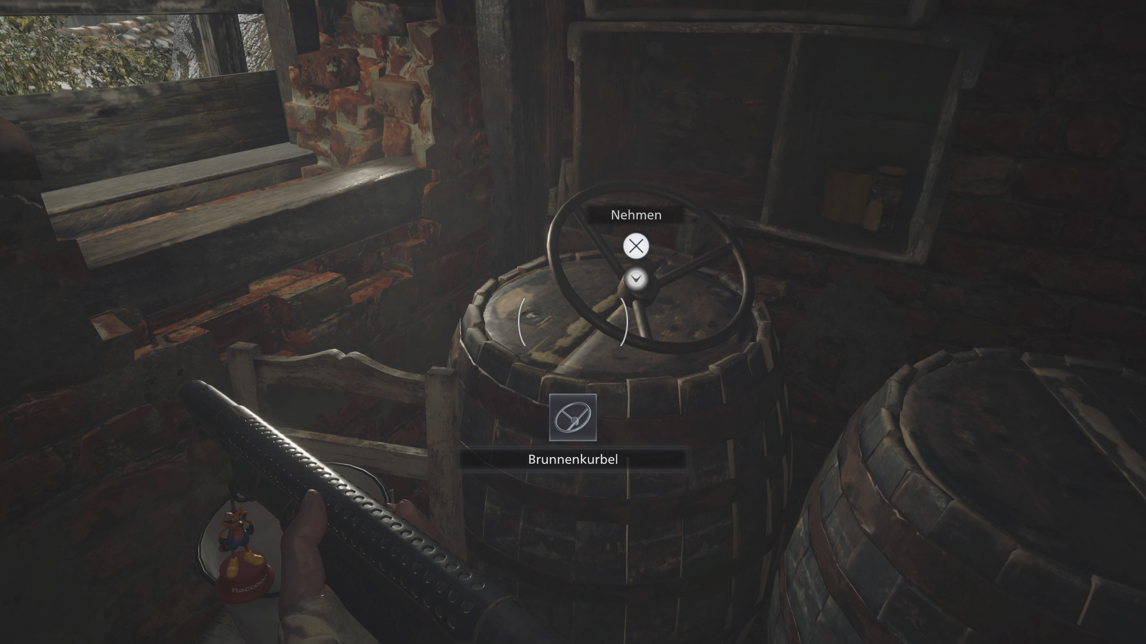Resident Evil 8: Well Crank (Solution)