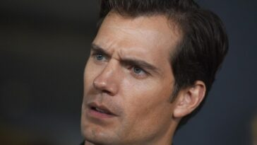 Henry Cavill n'oublie pas Superman