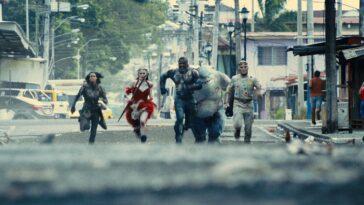 `` The Suicide Squad '' aurait plus d'une scène post-crédits