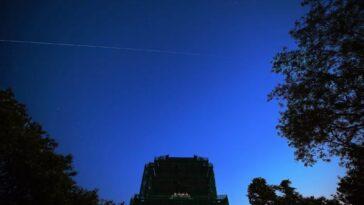 Vous Pouvez Voir La Station Spatiale Internationale (et La Chine