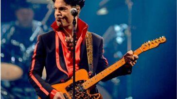 Découvrez ces images inédites de la dernière tournée européenne de Prince