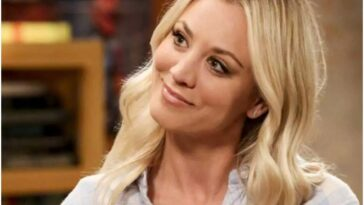 Kaley Cuoco parle d'une possible réunion de `` The Big Bang Theory ''