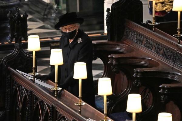 La famille royale doit se méfier du deuil.  Photo: (Getty)