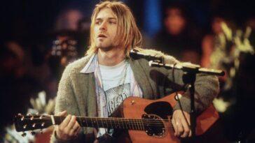 Le FBI révèle la mort de Kurt Cobain
