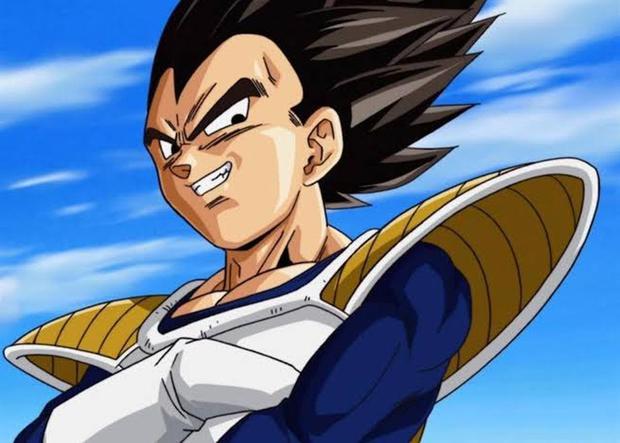 Vegeta est le prince des Saiyans.  (Photo: Toei Animation)
