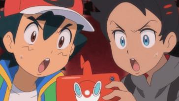 Pokémon Journeys révèle un Ash très surpris dans Unova