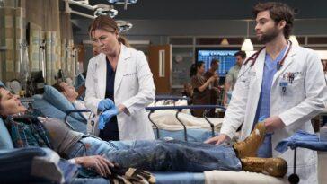 """""""Grey's Anatomy"""": toutes les fois où les médecins sont devenus des patients"""