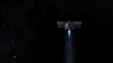 La Mission D'échantillonnage D'astéroïdes De La Nasa Fera Ses Adieux