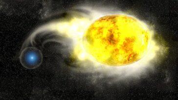 L'étoile `` Bizarre '' Choque Les Scientifiques Avec Une étrange