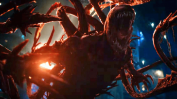 Venom: Let There Be Carnage nous montre le redoutable Carnage