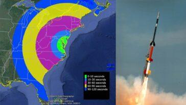 Le Lancement D'une Fusée De La Nasa Pourrait Déclencher Un