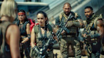 Zack Snyder a déjà en tête une suite à `` Army of the Dead ''