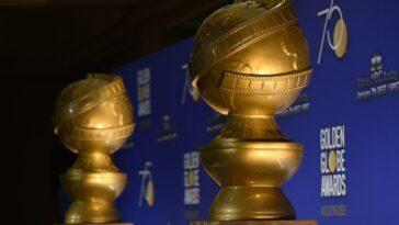 Annulation de la cérémonie des Golden Globes 2022