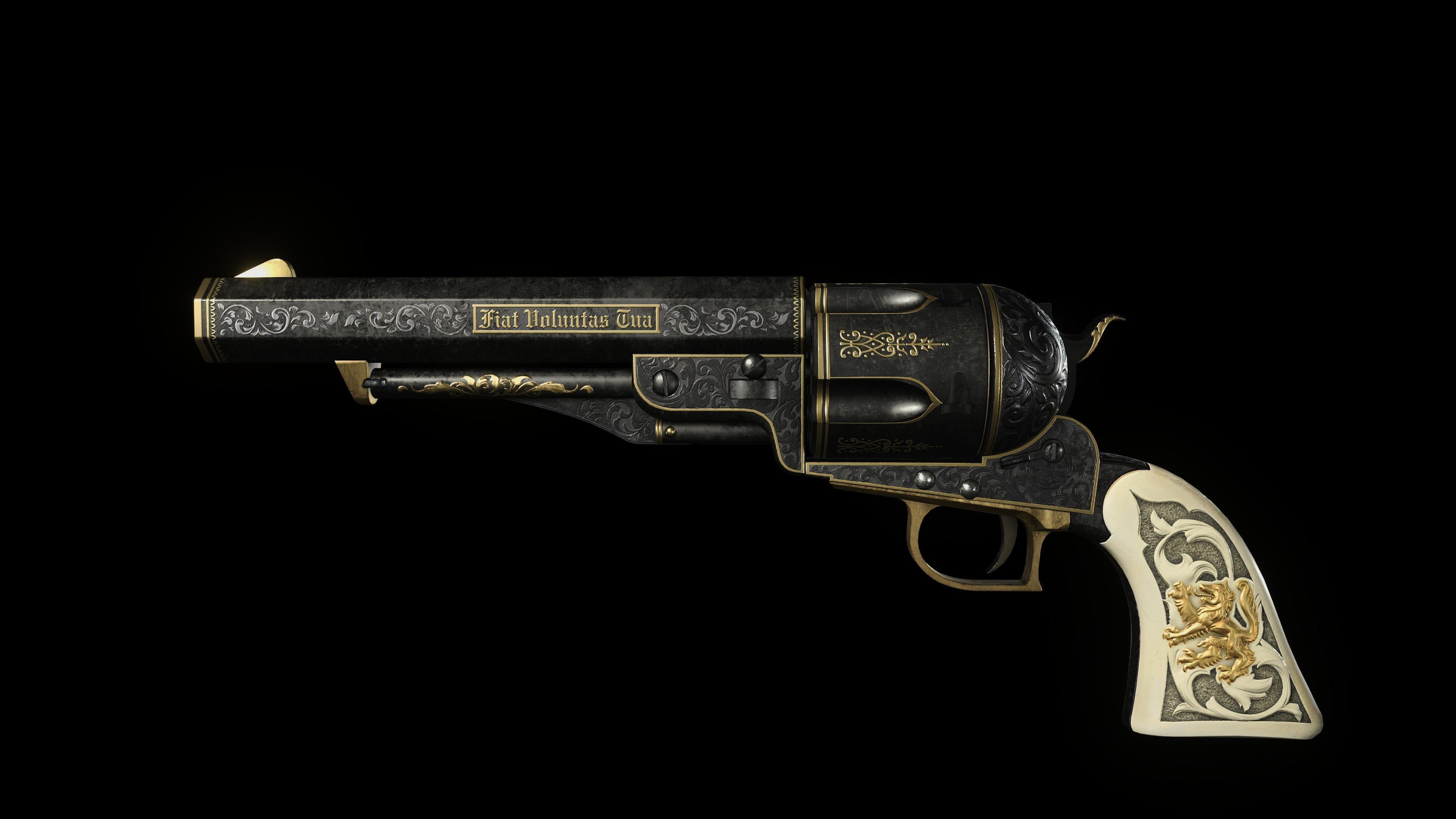 Resident Evil Village Location Magnum Revolver