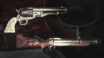 Resident Evil 8: Emplacement De L'arme Du Lance Grenades Et Du