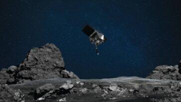 La Sonde Osiris Rex De La Nasa Quitte L'astéroïde Bennu Et