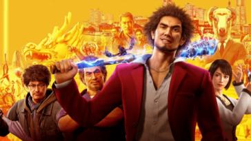 Les jeux vidéo Yakuza ne seront plus que des titres RPG à l'avenir