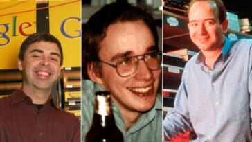Quand des milliardaires ont demandé de l'aide dans des forums: c'était les messages légendaires de Larry Page, Linus Torvalds ou Jeff Bezos