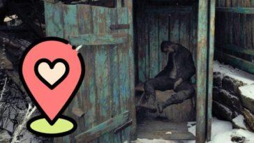 Resident Evil 8: Toutes Les Portes Des Toilettes Extérieures Du