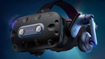HTC Vive Pro 2 et HTC Vive Focus 3: le 5K entre en réalité virtuelle pour les utilisateurs les plus exigeants
