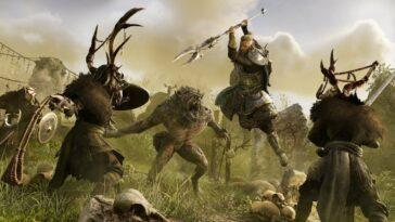 Assassin's Creed Valhalla: La bande-annonce de lancement de Wrath of the Druids se prépare pour l'effusion de sang