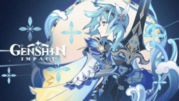 Genshin Impact montre le teaser du prochain personnage Eula