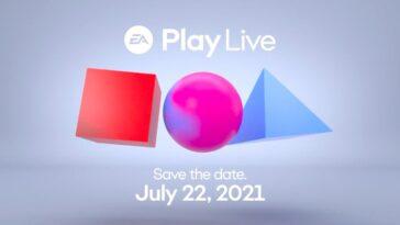 Electronic Arts fixe la date de la présentation EA Play Live de cette année