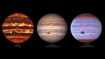 De Superbes Nouvelles Images De Jupiter Révèlent Les Détails De