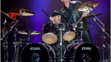 Metallica a écrit plus de dix chansons pendant la quarantaine