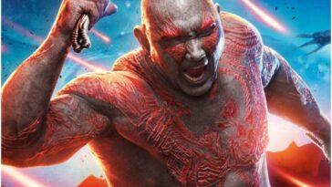 Dave Bautista regrette que Marvel n'ait pas investi dans Drax et son histoire