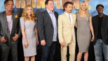 L'acteur qui a brillé dans Iron Man 2 et dit maintenant que Marvel est une merde