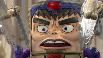 """Marvel a offert une totale liberté de création à la série """"MODOK"""""""