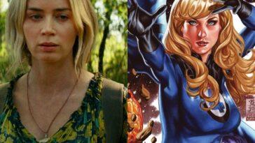 Emily Blunt admet que les bandes de super-héros ne sont pas pour elle