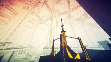 Trippy Puzzle Game Manifold Garden pour recevoir la version PS5, mise à niveau gratuite pour les joueurs PS4