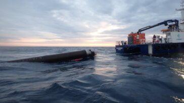 Rocket Lab Va Récupérer Le Booster D'électrons De L'océan Après