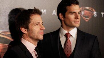 Zack Snyder a pesé sur le licenciement d'Henry Cavill et à la recherche d'un Superman noir