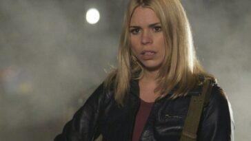 """Billie Piper explique les raisons de son départ dans """"Doctor Who"""""""