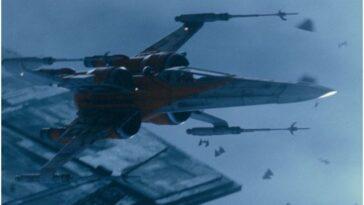 Star Wars: X-Wing prépare son arrivée au Smithsonian Museum
