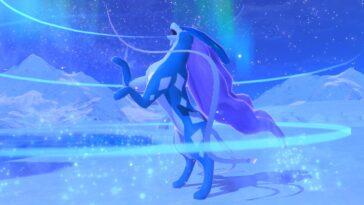 Nouveau Pokémon Snap: Pokémon Légendaire Suicune Emplacement, Poses Et