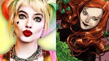 Margot Robbie a hâte que Poison Ivy rejoigne le DCEU