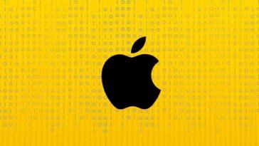 Apple Coupe Les Liens Avec L'embauche Récente à La Suite