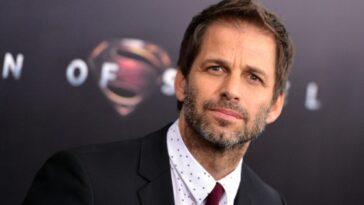Le passé caché de la carrière de Zack Snyder