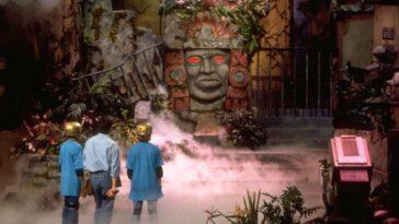 'Legends of the Hidden Temple' revient en compétition pour adultes