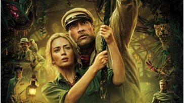 `` Jungle Cruise '' sera présenté simultanément dans les théâtres et Disney +