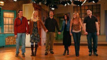 Quand le spécial Friends arrive-t-il en Amérique latine?