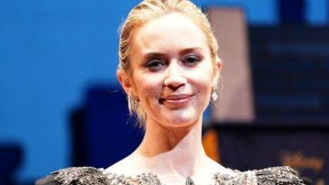 Emily Blunt a avoué qu'elle évitait de travailler chez Marvel
