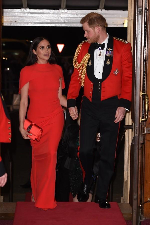 Le prince Harry ne voulait pas répéter l'histoire.  Photo: (Getty)