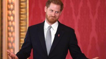 Le prince Harry compare sa famille au Truman Show